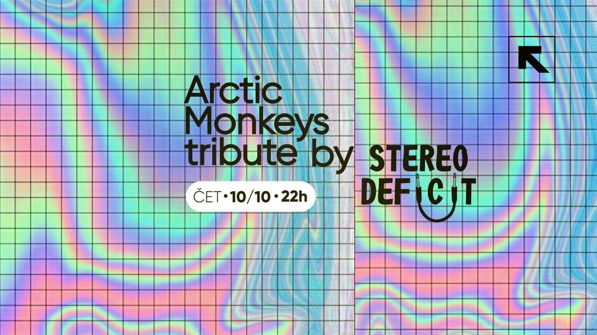 Arctic Monkeys Tribute - 10. Okt - Feedback