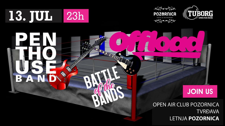 Battle of the Bands@Cafe Pozirnica