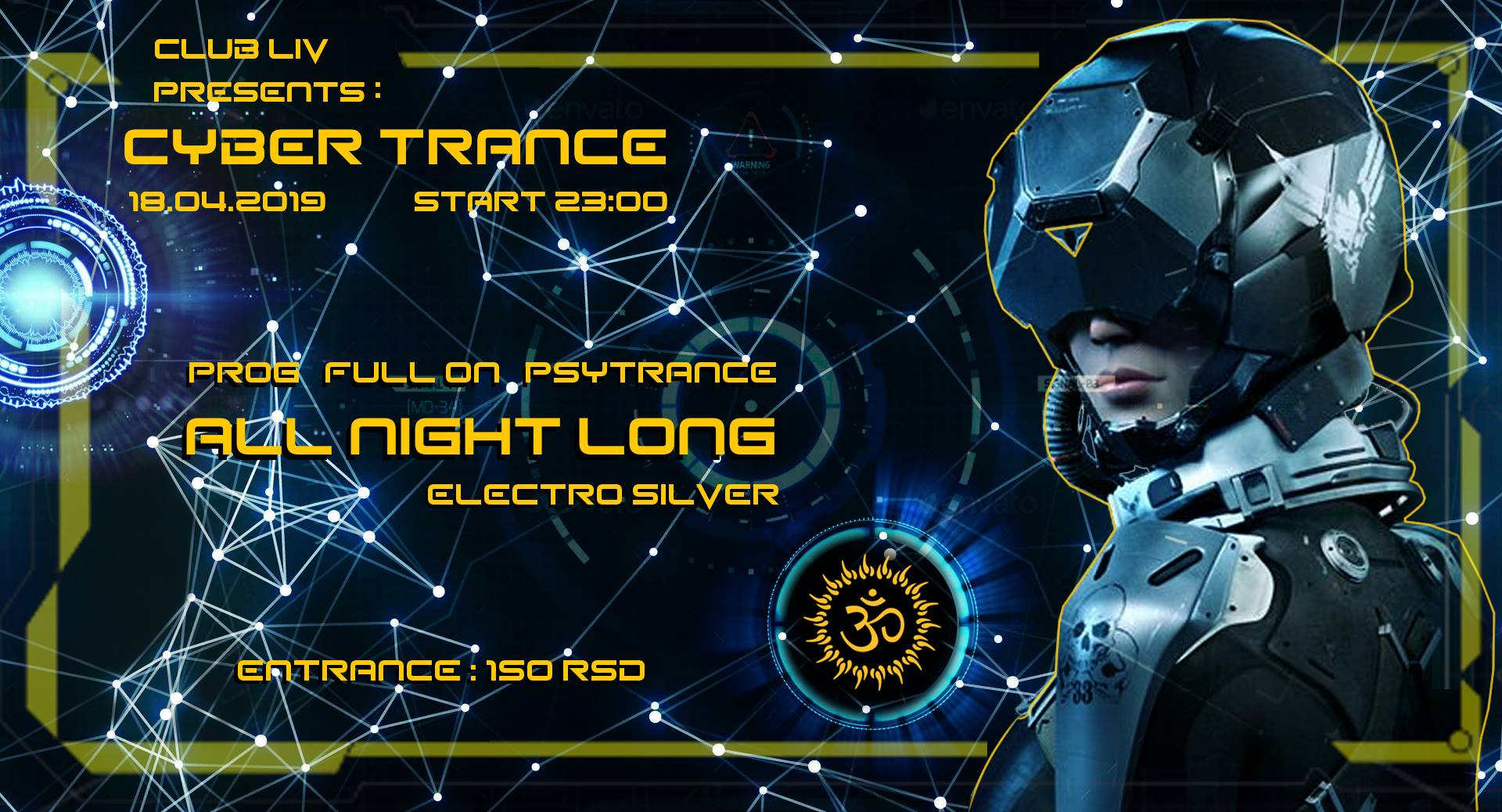 Cyber Trance by Cybernatural