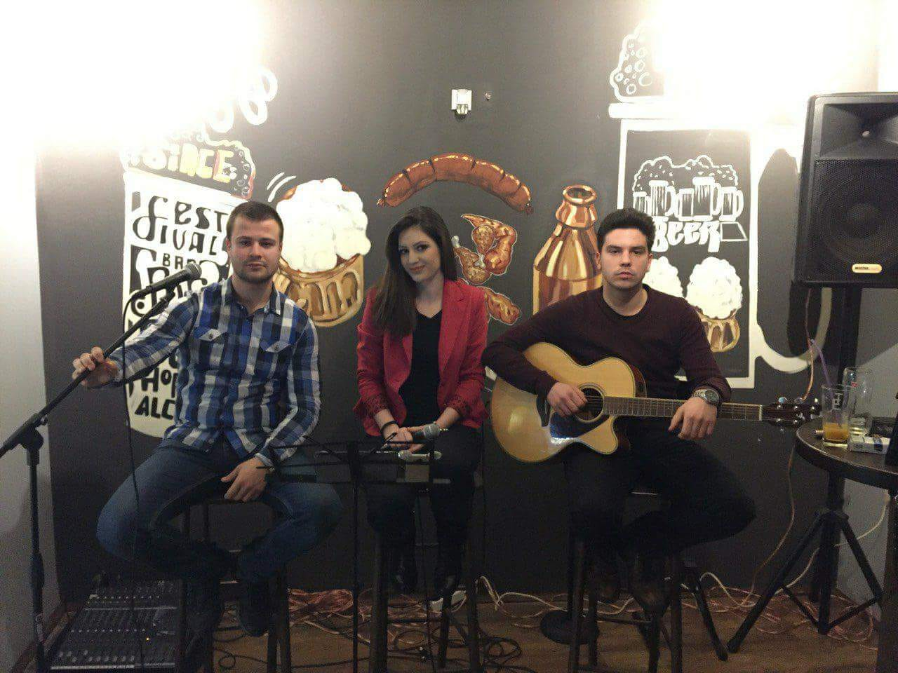 Dionis Bend - Acoustic Trio