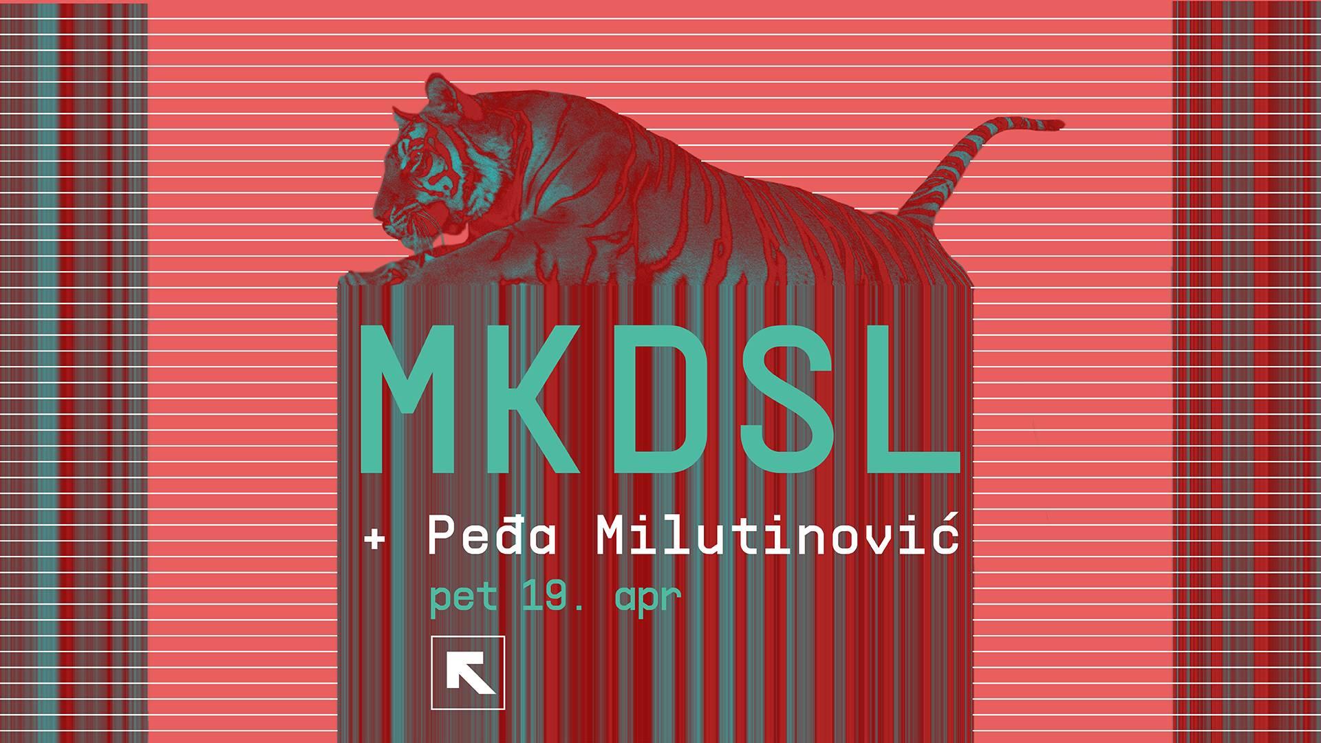 Mkdsl i Peđa Milutinović - Kablovi - 19. Apr - Feedback