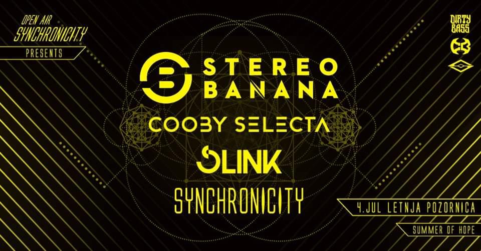 Synchronicity - Open Air - 1. Avgust - Letnja Pozornica