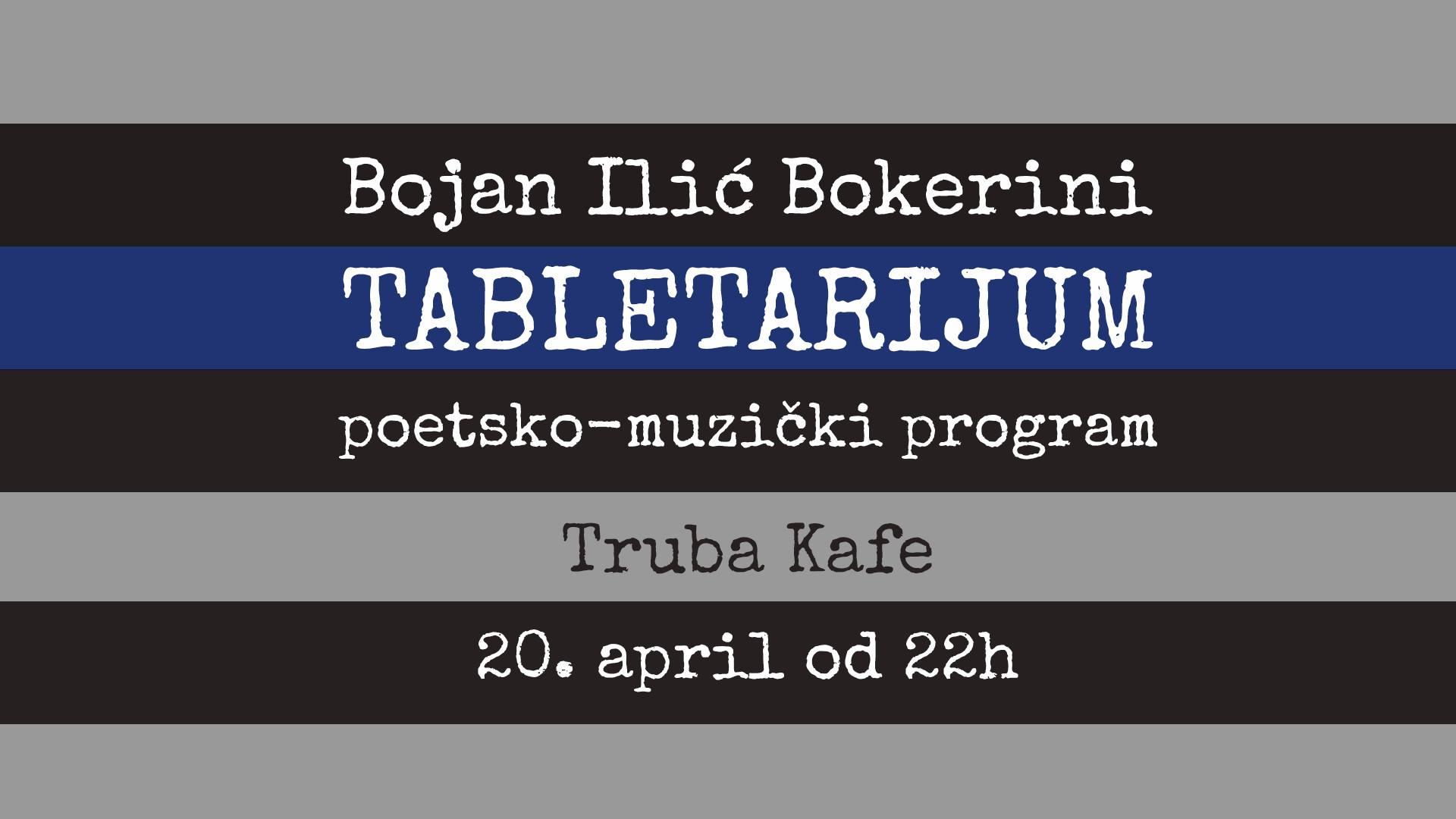 Tabletarijum Live&Stereo