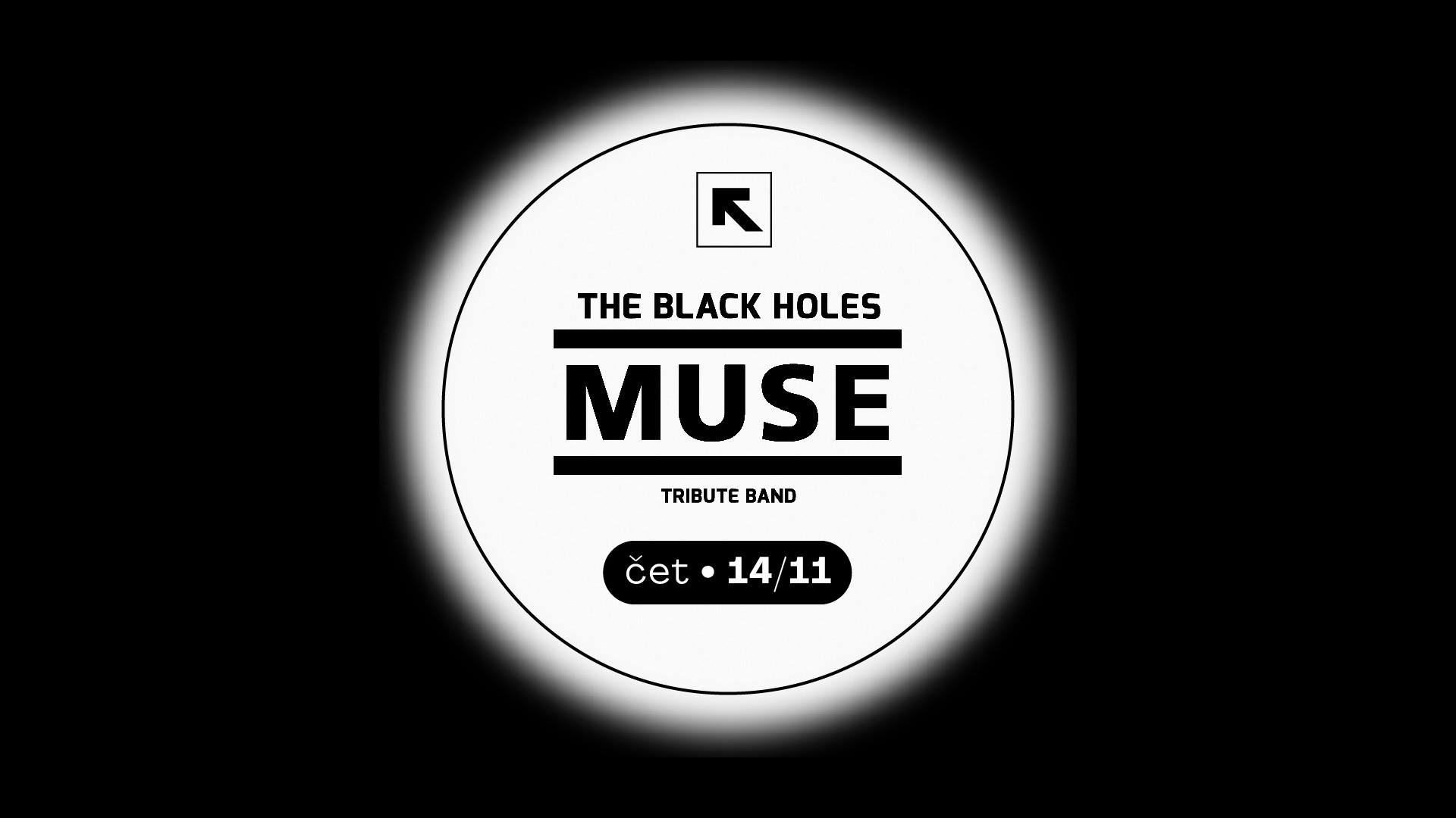 The Black Holes - Muse tribute band - 14. Nov - Feedback