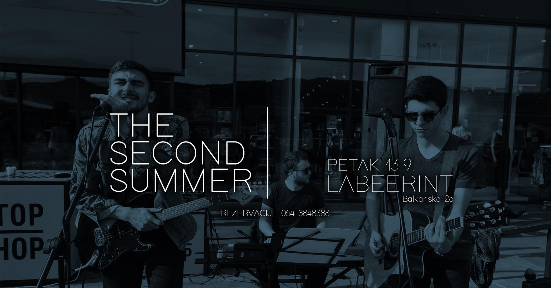 TheSecondSummer - Petak - Labeerint