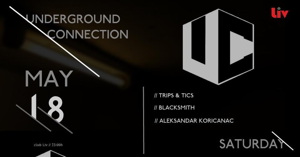 Underground Connection at Liv
