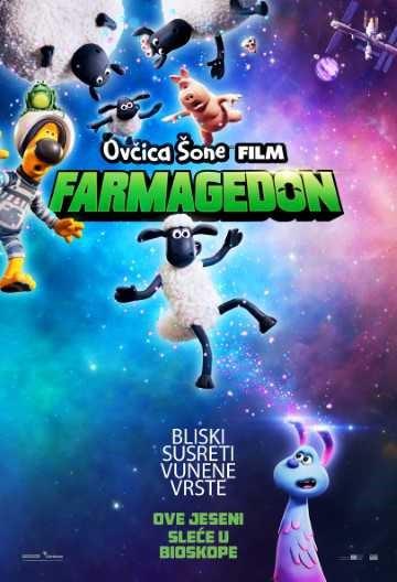 Ovčica Šone: Farmagedon