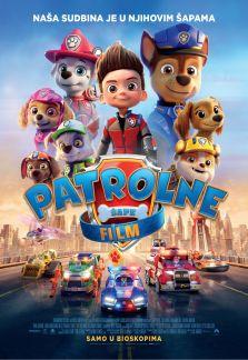 Patrolne šape Film