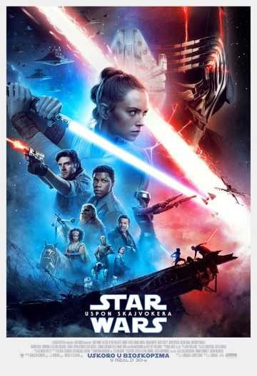 Star Wars - Uspon Skajvokera